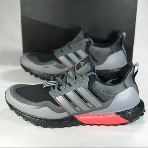 Adidas Ultraboost All Terrain Shock Red Men's Size